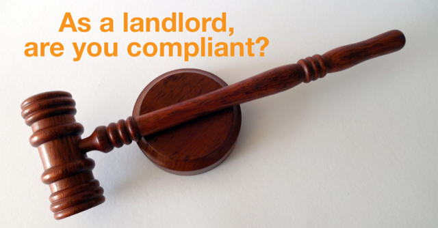 Calling all landlords, have you had annual safety checks done on your rental properties?